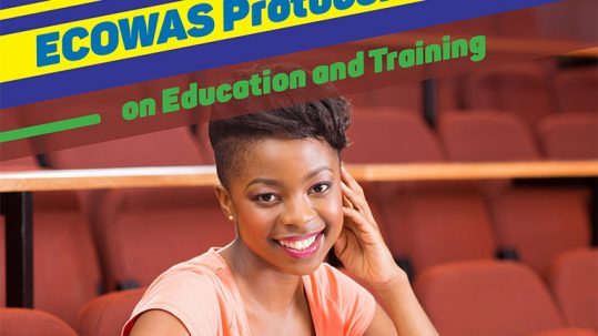 ECOWAS Protocol on Education and Training