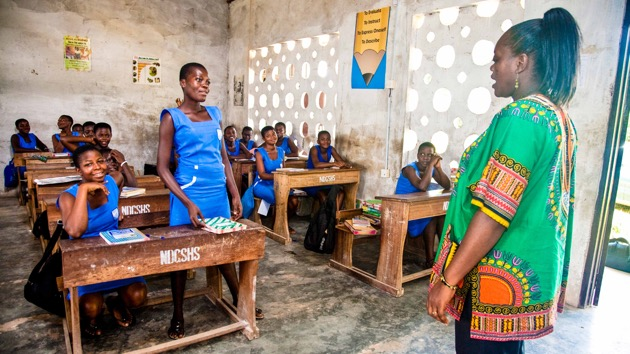 FAWE and ADEA award the Most Significant Change stories in advancing girls participation in secondary education in Africa