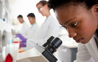 Profiling African Female Scientists   Photo: howafrica.com