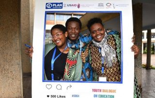 African Youth devise modalities for their involvement in the education agenda
