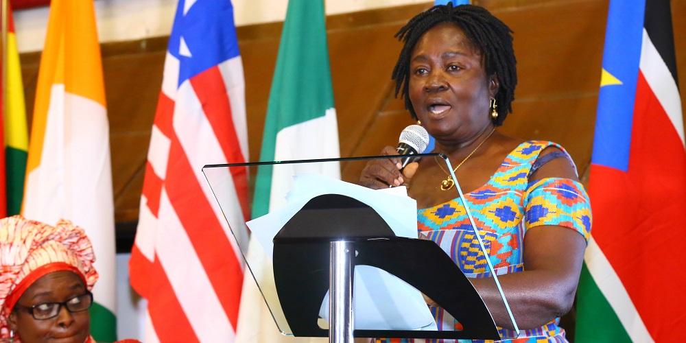 Conference on Education of Girls and Women in Conflict and Post-Conflict situations: Professor Naana Opoku-Agyemang, Chairperson FAWE Africa