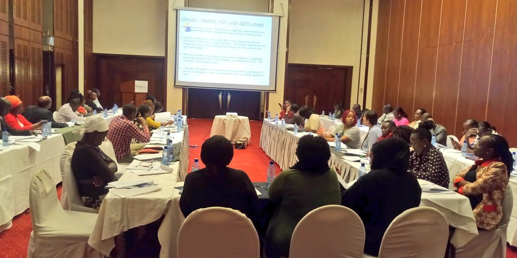 FAWE reviews proposed EAC Gender Policy 2018-2022