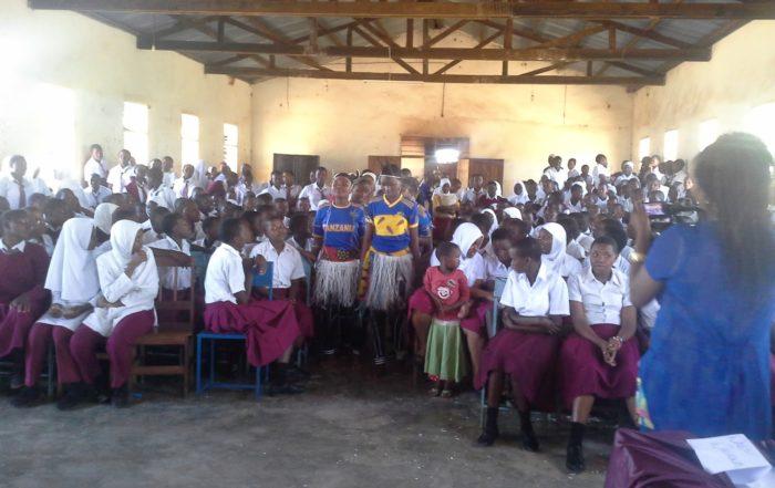 FAWE Tanzania - Mgugu Secondary School, Tanzania