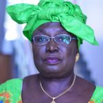 Mrs. Amicoleh Mbaye