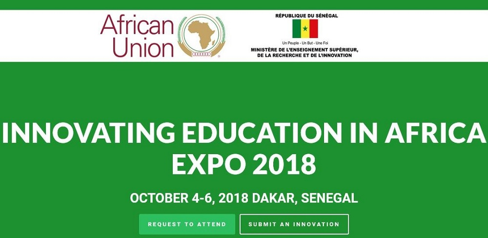 Call for Submissions: Innovating Education in Africa Expo