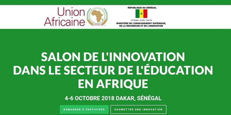 Exposition -Innover Dans L'éducation En Afrique
