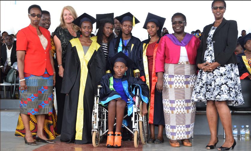 MCF Rwanda graduation