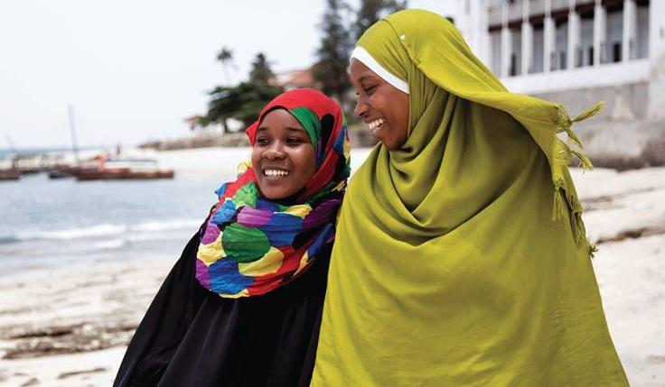 Women from Zazibar | Femmes de Zanzibar ©FAWE Zanzibar