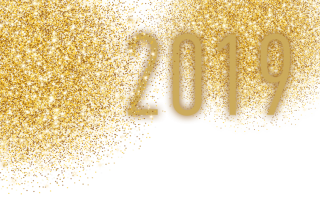 Happy New Year 2019©Iren Daily