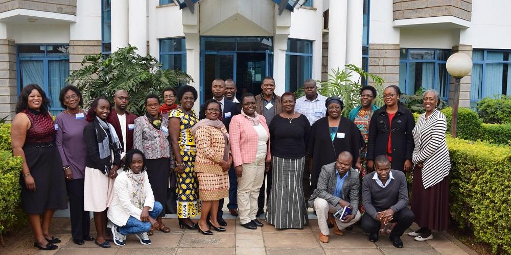 FAWE Strategic Plan 2019-2023 Visioning Workshop