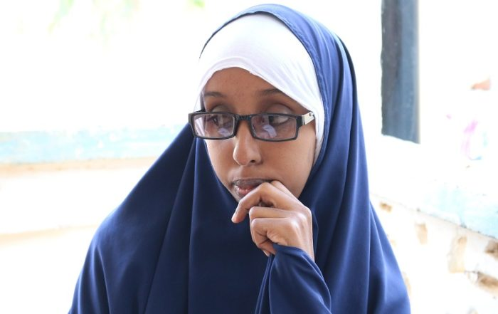 Khalif Nafiso Mohamed, Skills for Youth Center, Somalia: Economic Empowerment of Out of School Girls through TVET