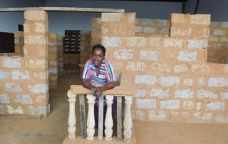 Priscilla Z. Mambu, Liberia Opportunity Industrialization Center, Liberia: Economic Empowerment of Out of School Girls through TVET