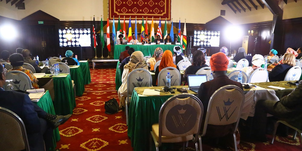 Conference on Education of Girls and Women in Conflict and Post-Conflict situations
