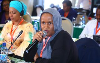 Conference on Education of Girls and Women in Conflict and Post-Conflict situations: Delegate contributions